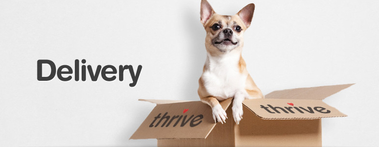 thrive Delivery Information